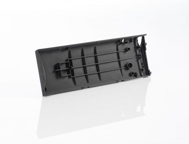 3D printed Control panel lid