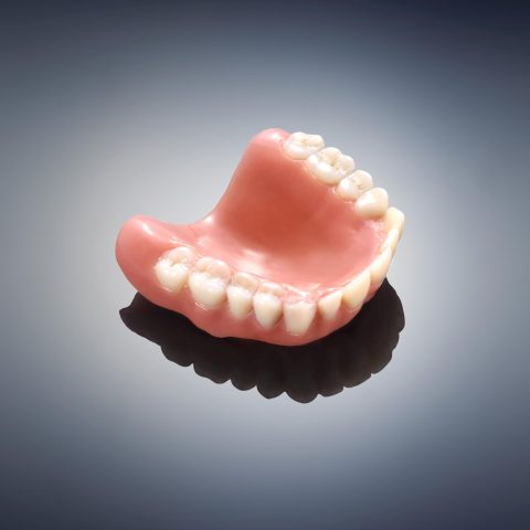 Dental Prototype in colour