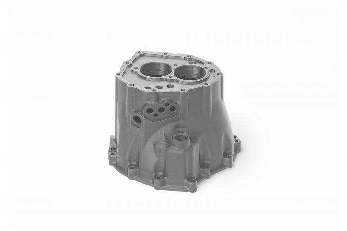 F170 ATV Gearbox gray