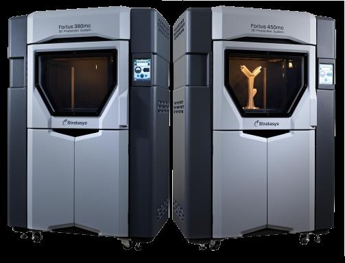Stratasys Fortus 380/450 3D printer