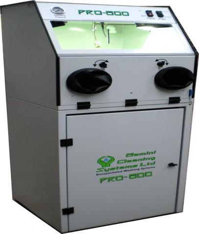 Genie PRO 600 machine