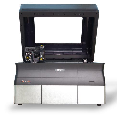 Objet30 Pro open 3D printer