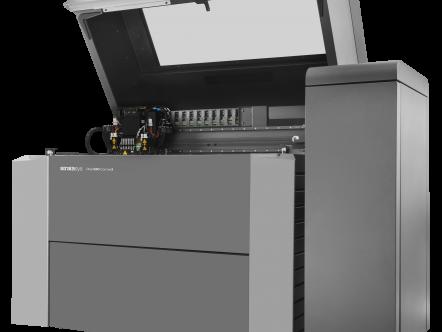 Objet350 connex3 3D printer