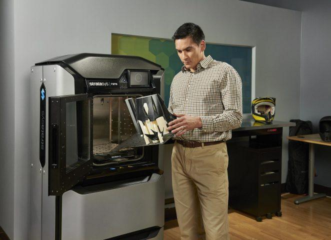 Stratasys 3D printer CAD2543