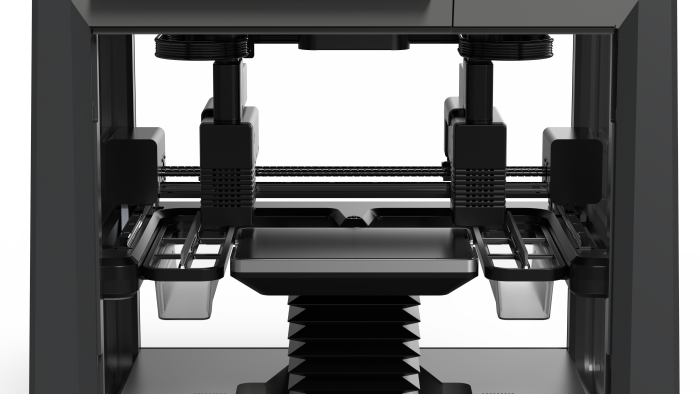 desktop metal printbed