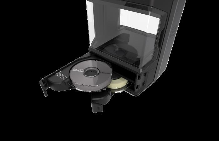 MakerBot method material bays