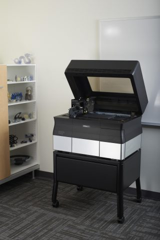 3D printer Objet30 Prime