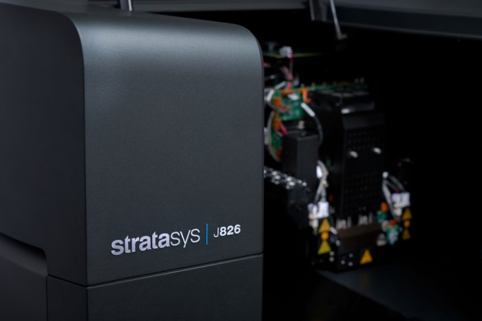 J826 3D printer