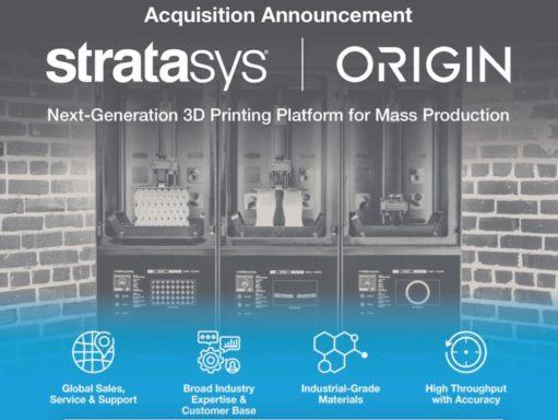 Stratasys and Origin
